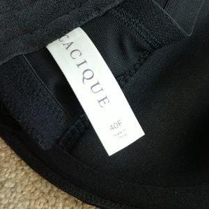 Cacique Intimates & Sleepwear - Cacique Balconnette Bra Black 40F